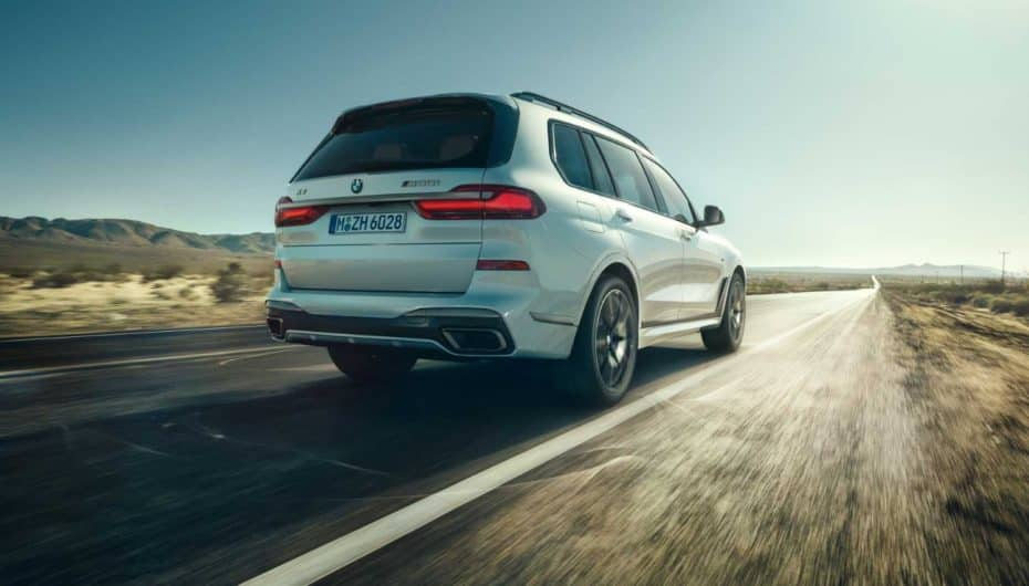 BMW X5 M50i y BMW X7 M50i: El pináculo deportivo V8