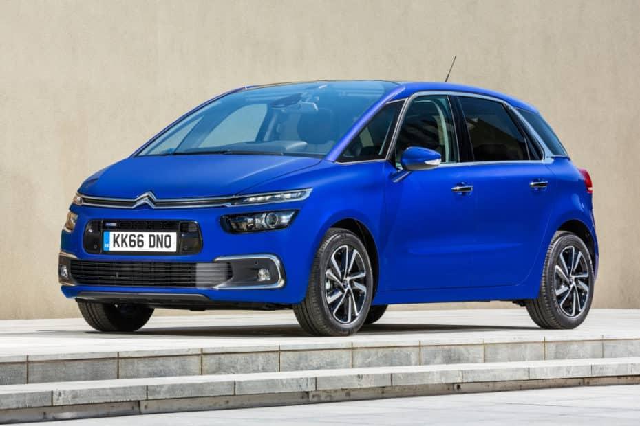 Citroën «mata» el C4 Spacetourer con cinco plazas