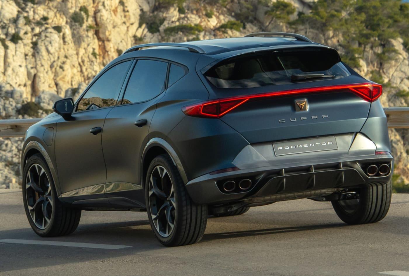 Cupra adelanta un futuro SUV coupé 100% eléctrico