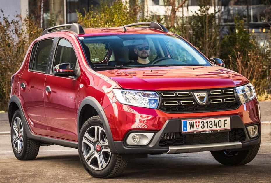 Ya disponible el Dacia Sandero «Xplore»