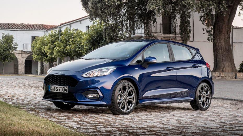 El Ford Fiesta, ahora también a GLP