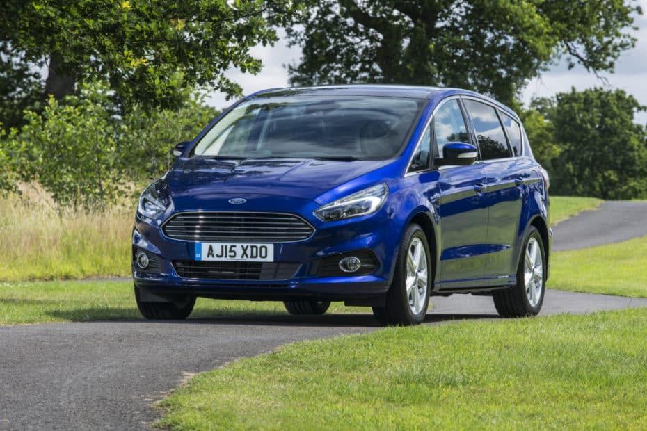 El Ford S-Max, ahora a un precio muy ajustado: Por menos de lo que crees
