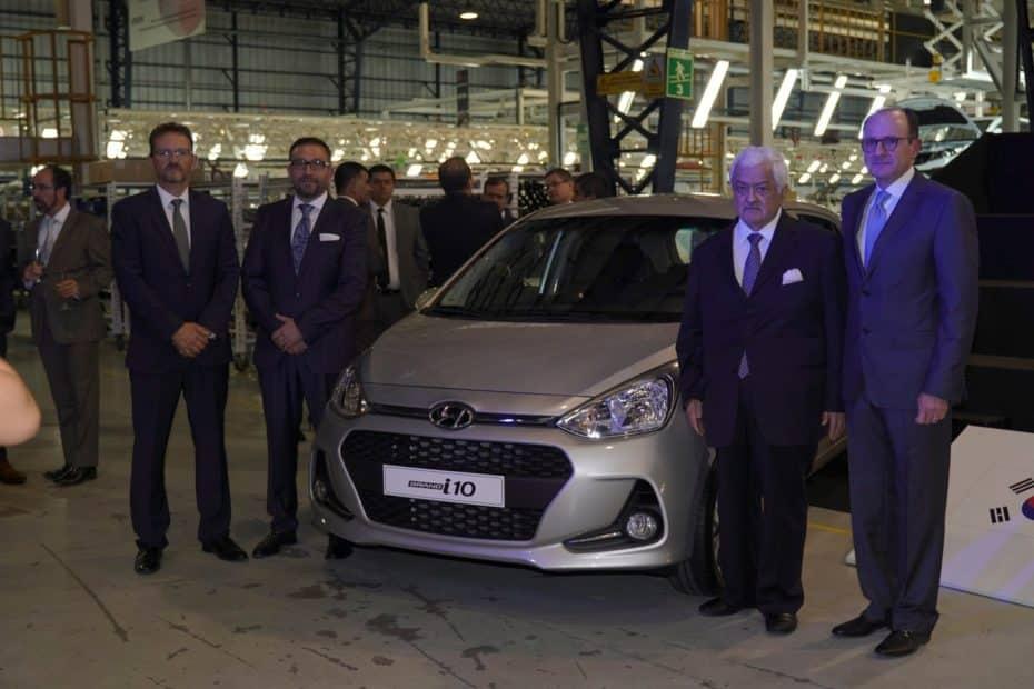 Hyundai producirá algunos Grand i10 en Ecuador