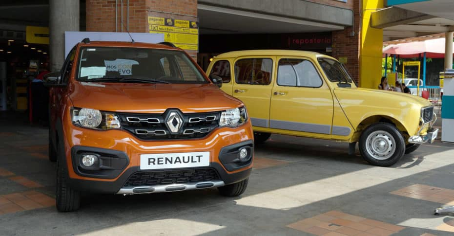 Ventas abril 2019, Colombia: El Kwid de Renault arrasa en solo dos semanas