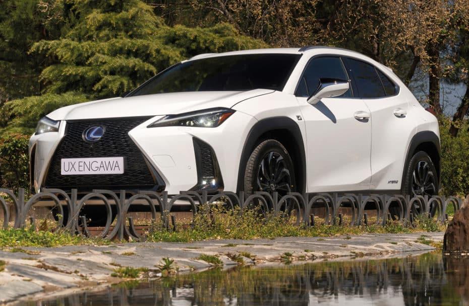 Nuevo Lexus UX250h «Engawa»: Edición especial exclusiva para España