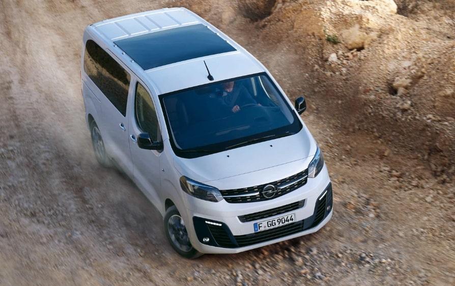Todo listo para el lanzamiento del Opel Zafira Life