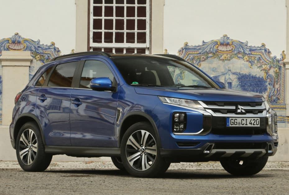 Ya a la venta el renovado Mitsubishi ASX: Con motor de dos litros gasolina