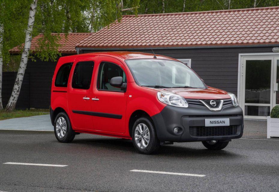 Arranca la comercialización del Nissan NV250 Furgón en España