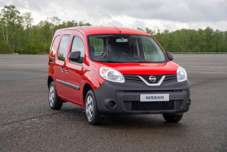 Nuevo Nissan NV250: ¿Te suena?