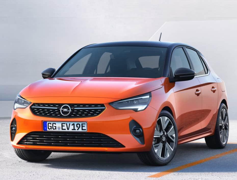 Ya es oficial: Nuevo Opel Corsa-e