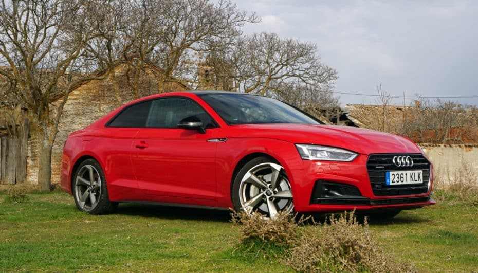 Opinion Y Prueba Audi A5 Coupe 2 0 Tfsi Eco