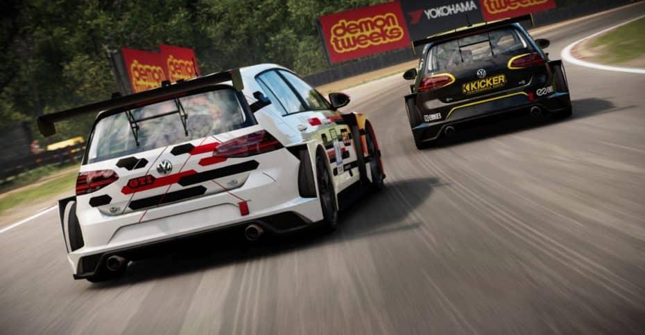 Primer vistazo a GRID: Llegará a PS4, Xbox One y PC el 13 de septiembre