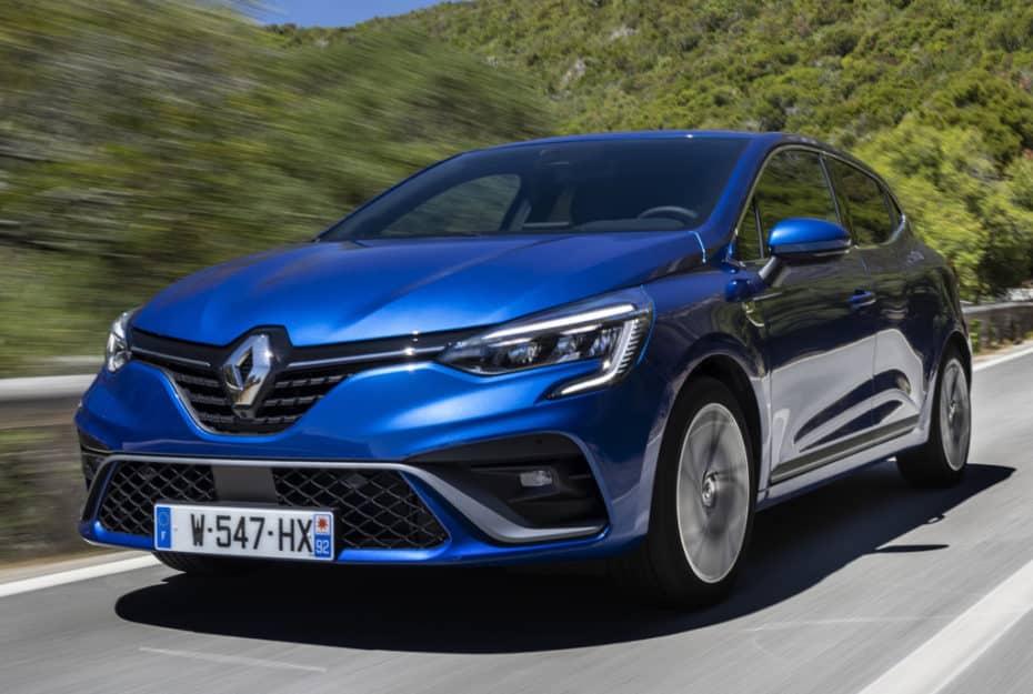 Aquí los 80 modelos más vendidos en Francia durante mayo