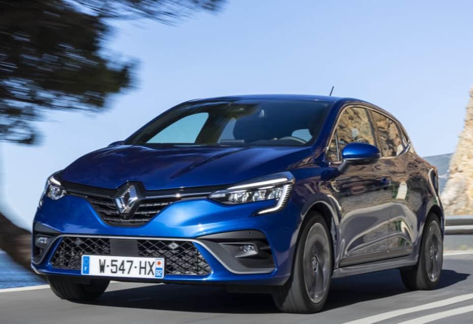 Nuevas imágenes del Renault Clio de última generación