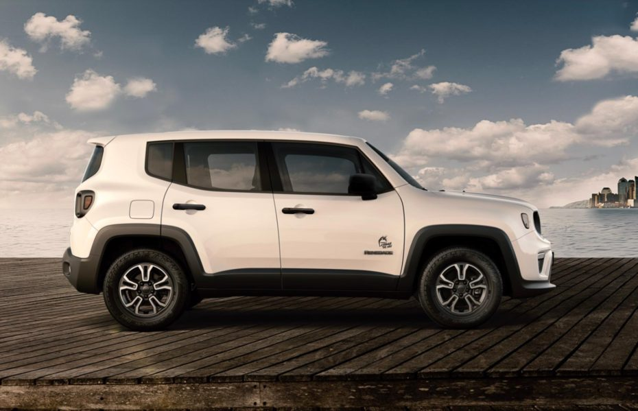 Nuevo Jeep Renegade «Change The Way»: Ya disponible