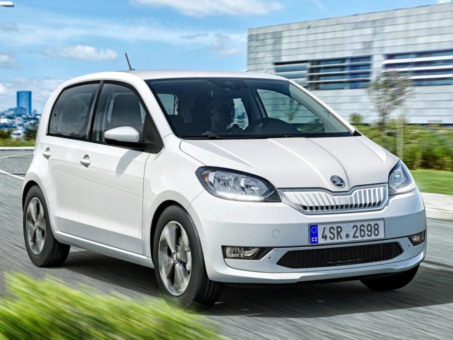 Arranca la comercialización del nuevo Skoda Citigoe iV: 100% eléctrico