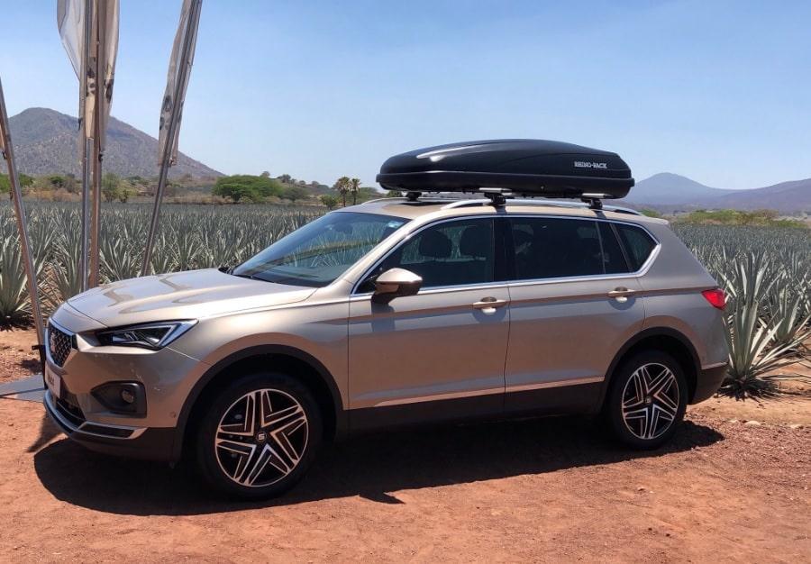 El SEAT Tarraco llega a México y Singapur