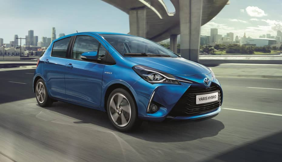 El Toyota Yaris recibe por fin «Apple CarPlay»