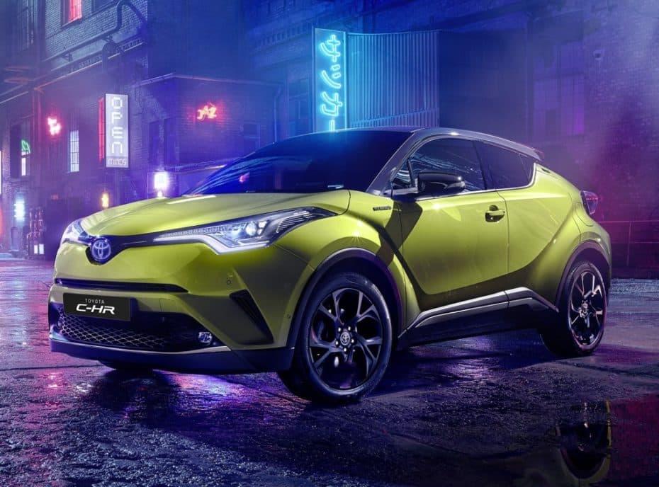 El Toyota C-HR «Limited Edition», ya a la venta