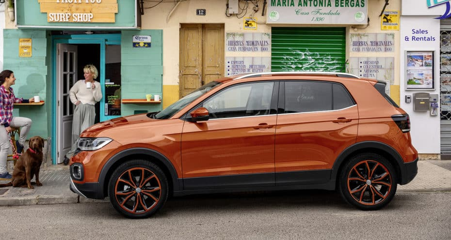 Dossier, los B-SUV más vendidos en España durante abril: Llega el VW T-Cross