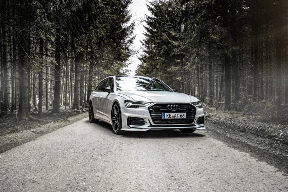 El Audi A6 2019 de ABT es una mala bestia con cifras de S6…
