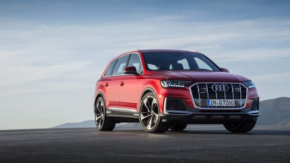 Así es el renovado Audi Q7, una actualización tecnológica, estética y con pegatina ECO