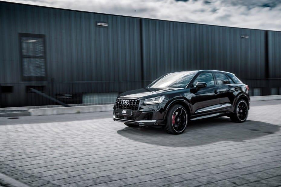 Ahora el Audi SQ2 tendrá 350 CV y cubrirá el 0-100 km/h en menos de 5 segundos