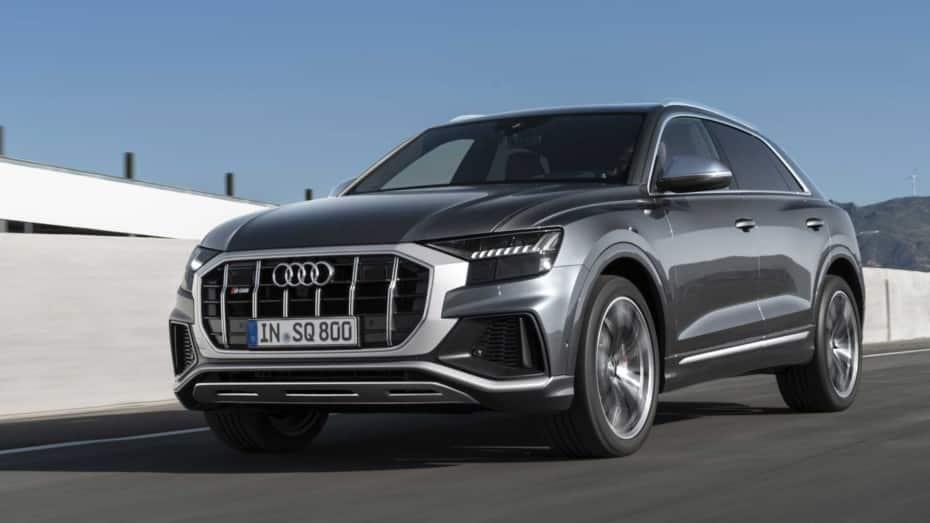 El Audi SQ8 TDI de 435 CV ya tiene precio en España: La pegatina ECO sale algo cara…