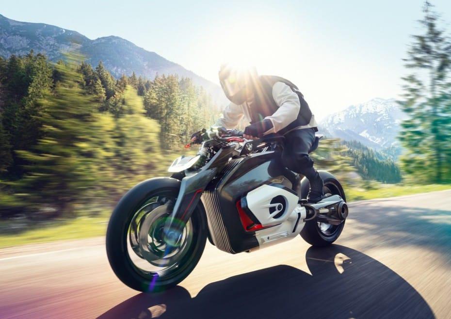 BMW Motorrad Vision DC Roadster: La reinterpretación eléctrica del mítico Boxer