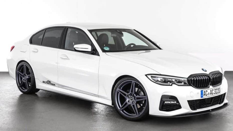 Discreto, pero matón: El BMW Serie 3 de AC Schnitzer atrae todas las miradas