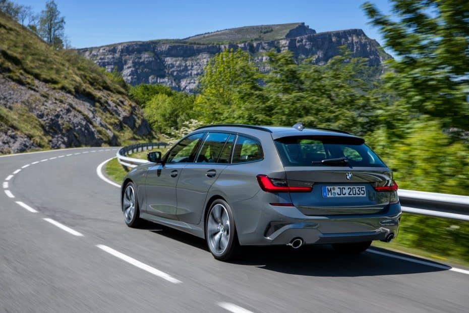 ¡Oficial!: Todos los detalles del nuevo BMW Serie 3 Touring