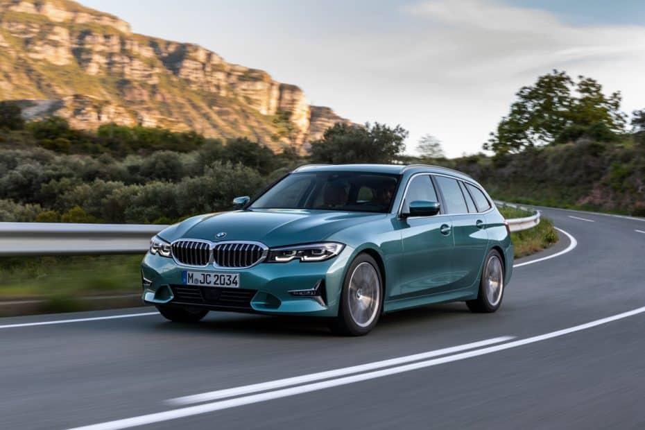 Ya a la venta el nuevo BMW Serie 3 Touring: Aquí los precios