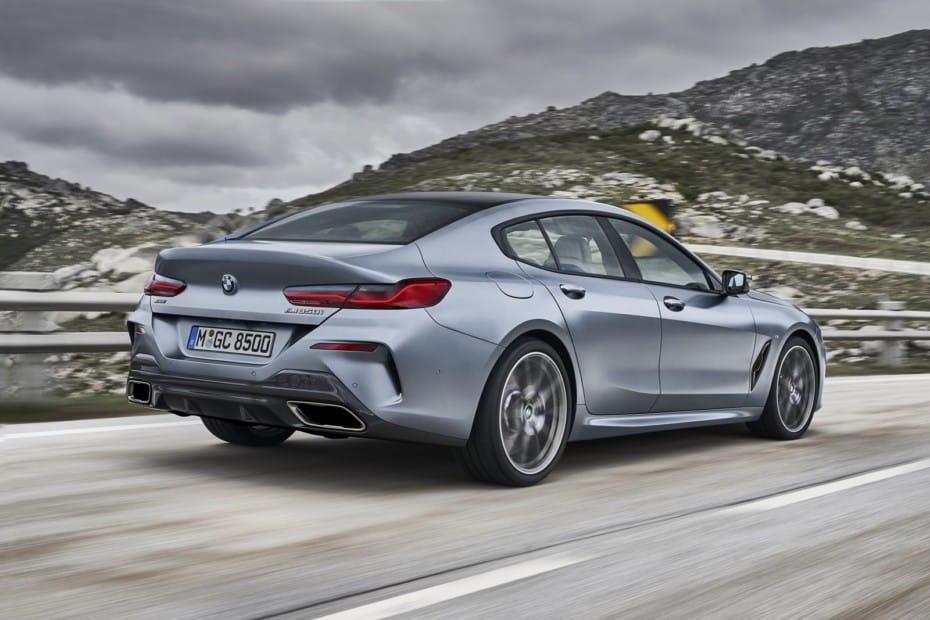 ¡Oficial!: Así es el BMW Serie 8 Gran Coupé, un 4+1 que suma polivalencia a la familia «8»