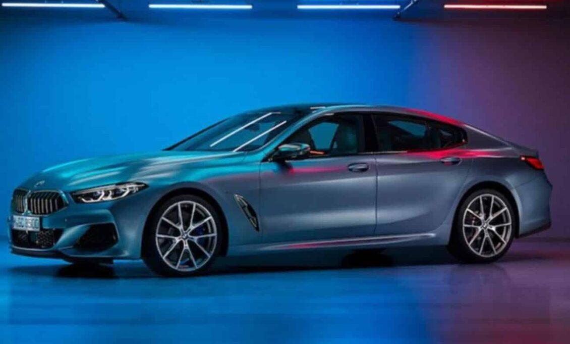 ¡Filtrado!: Así de espectacular es el nuevo BMW Serie 8 Gran Coupé