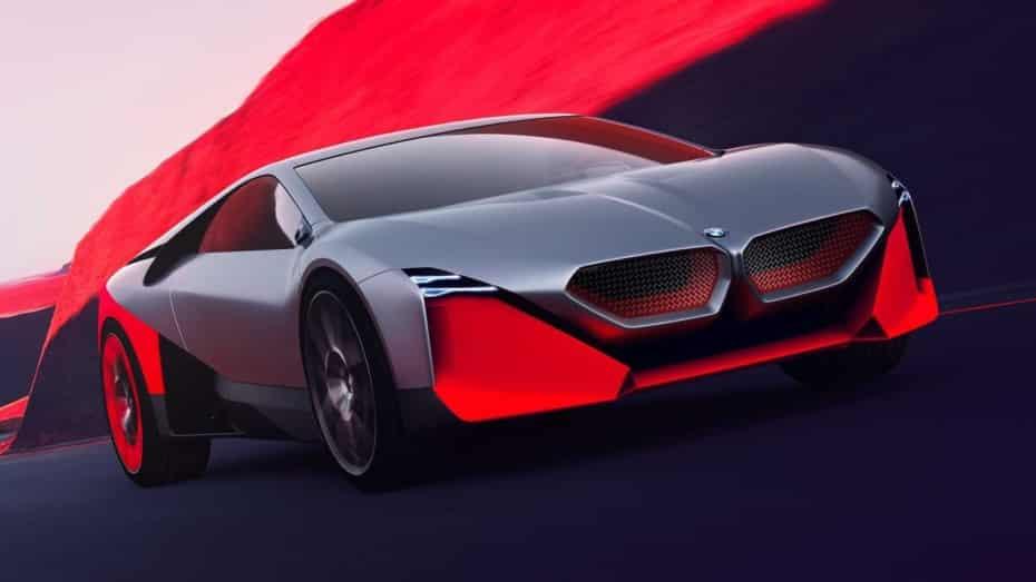 BMWVision M Next Concept: El BMW i8 del futuro es híbrido-enchufable y tiene 600 CV