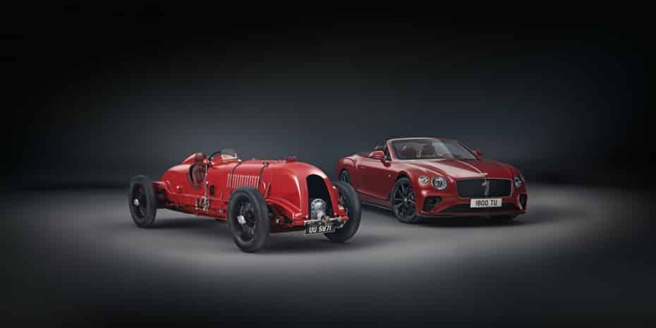 Bentley Continental GT Convertible Number 1 Edition by Mulliner: La última entrega de la trilogía