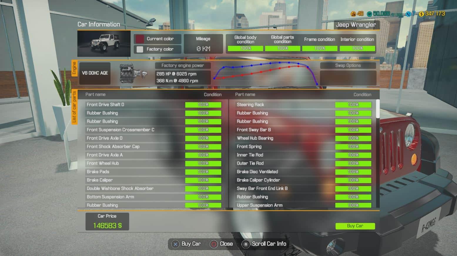 Todo lo que nos gusta y lo que no de Car Mechanic Simulator para PS4