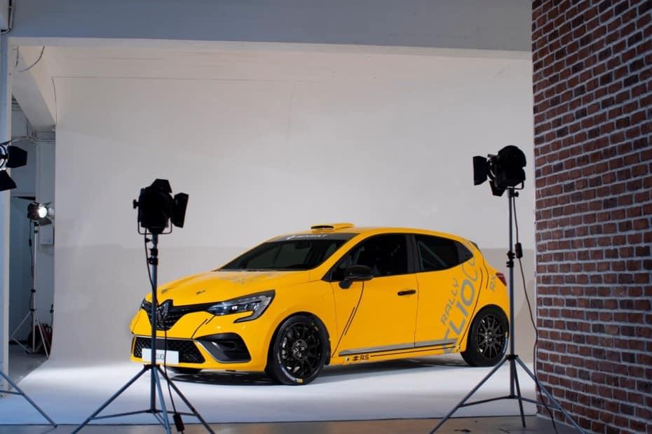 Clio Cup, Clio Rally y Clio RX: Todos con motor 1.3 TCe y hasta 180 CV