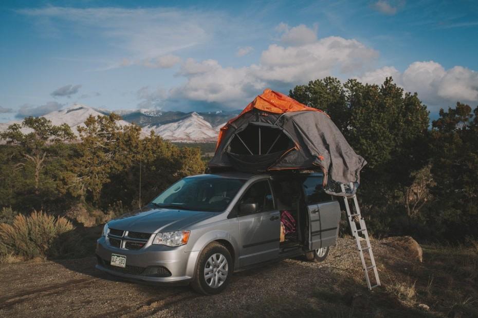 Contravans convierte tu SUV o monovolumen en un práctico camper desde 875 euros