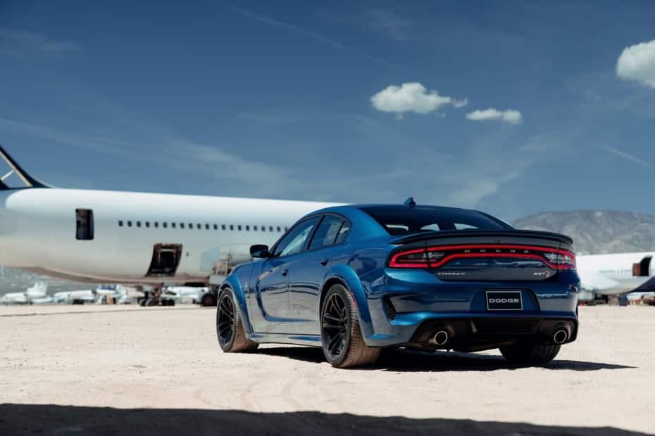 ¡Salvajada americana!: Dodge Charger SRT Hellcat y Scat Pack 2020 con una variante Widebody