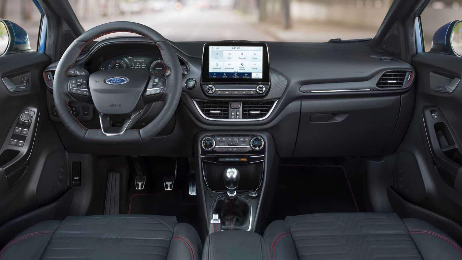 Ford Puma 2020 - Presentación estática