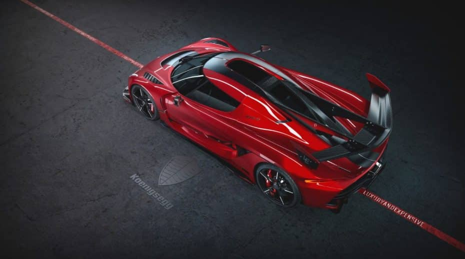 Este opcional del Koenigsegg Jesko cuesta lo mismo que un Lamborghini Aventador S