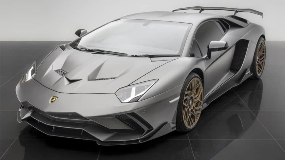 El Lamborghini Aventador S de Onyx es tan salvaje como el Aventador SVJ