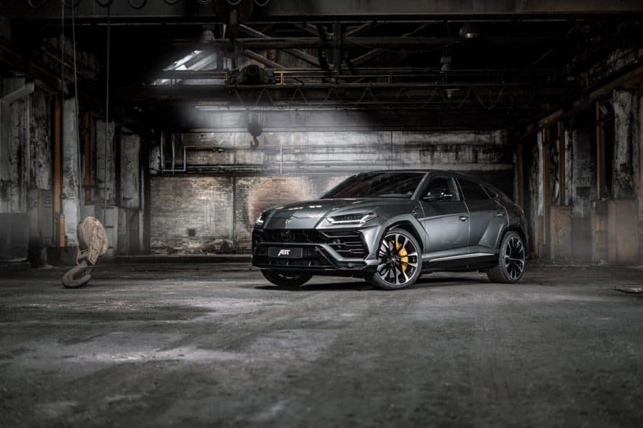 El primer Lamborghini de ABT tiene 710 CV: Una auténtica bestia