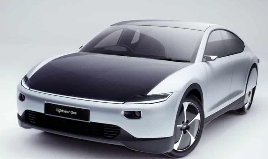 Lightyear One: Un eléctrico con paneles solares y 724 km de autonomía