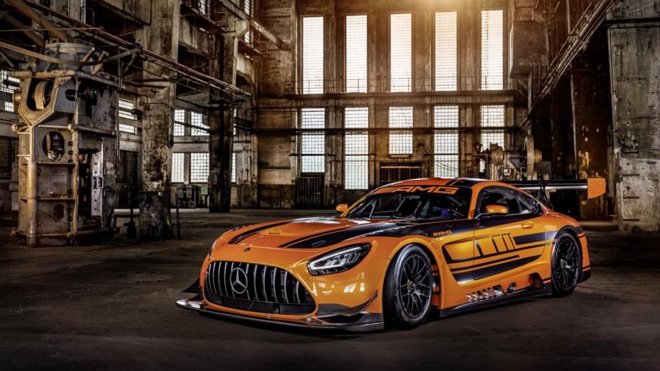 El Mercedes-AMG GT3 se renueva de cara a 2020: Mayor competitividad, menores costes