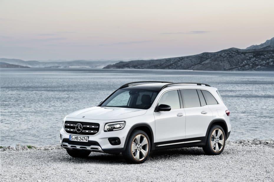 Ya a la venta el nuevo Mercedes GLB: Aquí los precios
