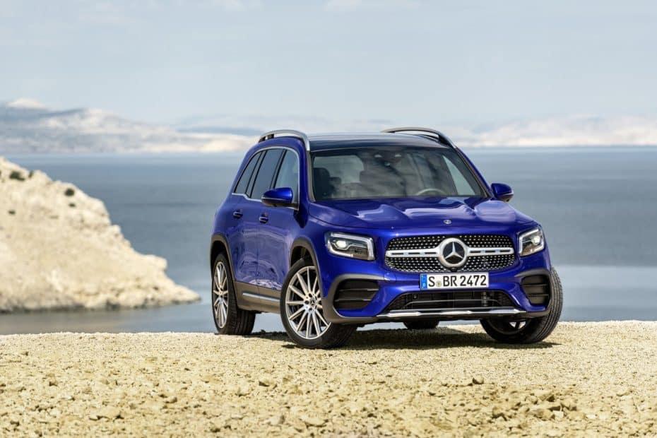 El Mercedes GLB ya tiene precios en Alemania: Algo caro