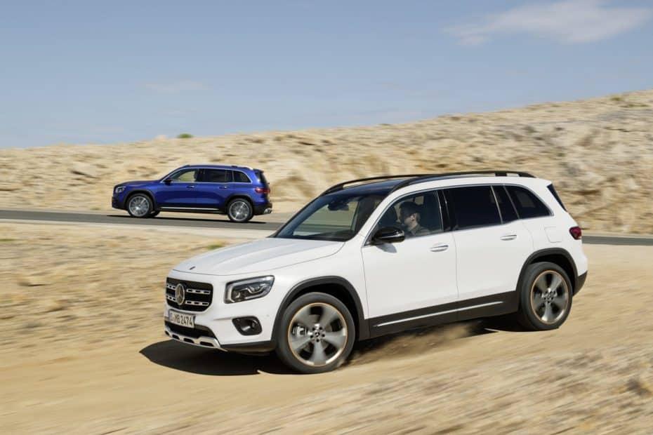 El Mercedes GLB ya tiene precios para Alemania