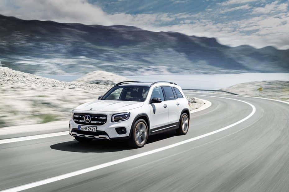 ¡Oficial!: Mercedes-Benz GLB, un SUV plagado de sorpresas y hasta 7 plazas